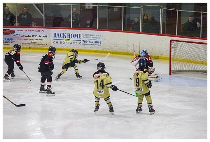Cougar Memorial HockeyTournament